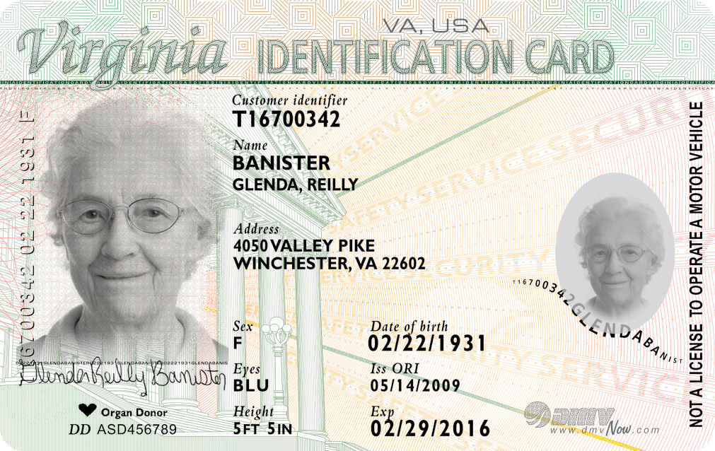 An Id Law Election Virginia's Voter Could Swing