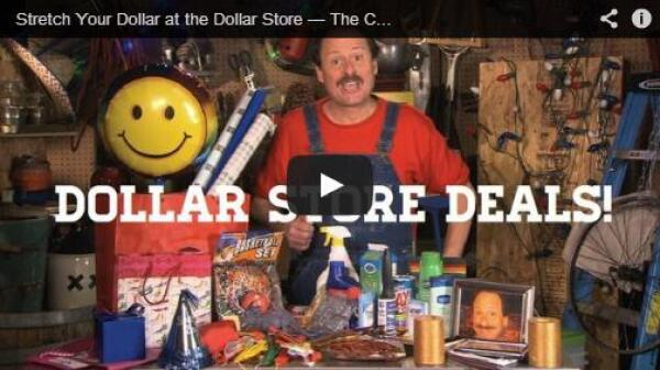 Dollar store cheap life