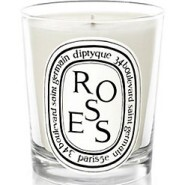 Diptyque Roses Scented Mini Candle