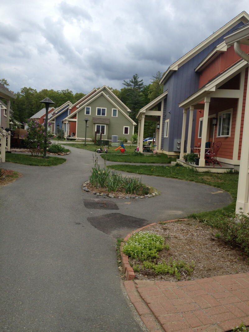 Is Cohousing An Answer to Caregiving?