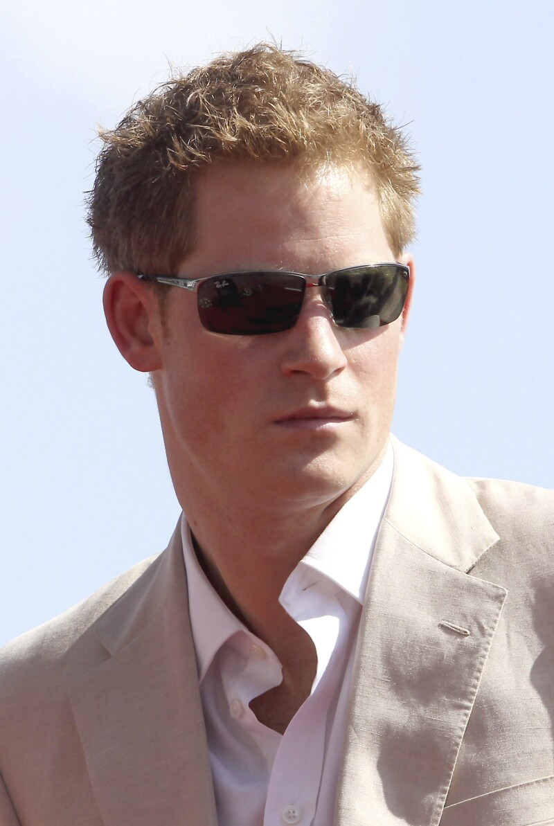 Prince Harry Tours Bahamas To Mark Queen Elizabeth II's Diamond Jubilee