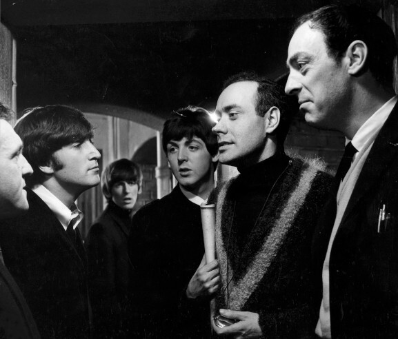 Spinetti in A Hard Day's Night