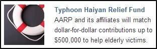 Typhoon Relief Donation static QKTK