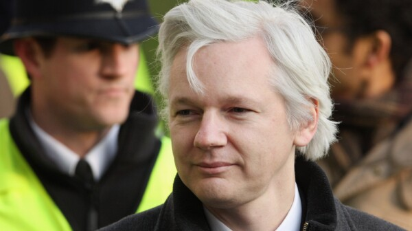 Wikileaks Founder Julian Assange Has His Extradition Case Heard At The Supreme Court