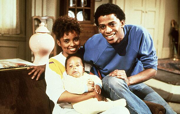 ALL MY CHILDREN, Debbi Morgan, Darnell Williams, (ca. 1984-86), 1970-2011. © ABC / Courtesy: Everett