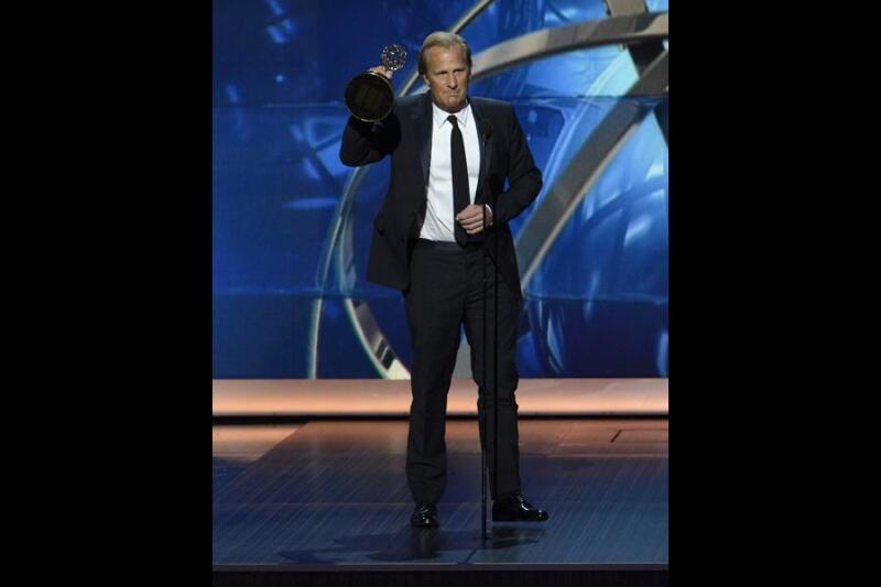 Jeff Daniels courtesy ATAS