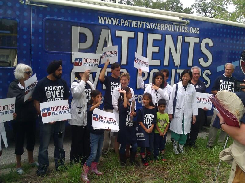 Doctors for America