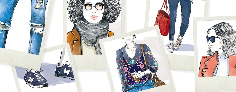 fashion, aarp, the girlfriend