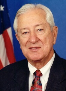 Republican Ralph Hall