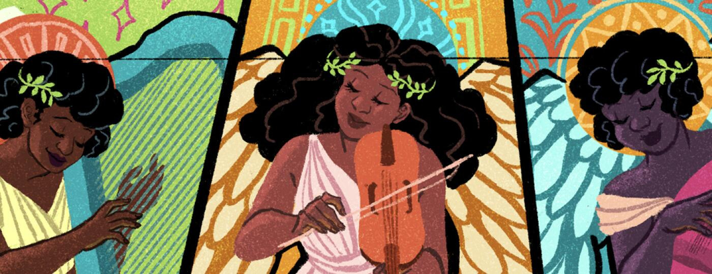 illustration_of_3_angelic_ladies_playing_instruments_spotify_playlist_by_charlot_kristensen_1440x584.jpg
