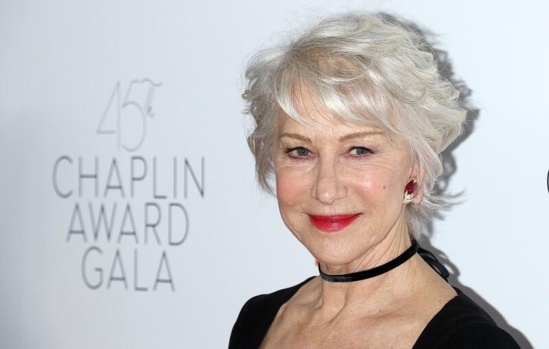 45th Chaplin Award Gala Honoring Helen Mirren