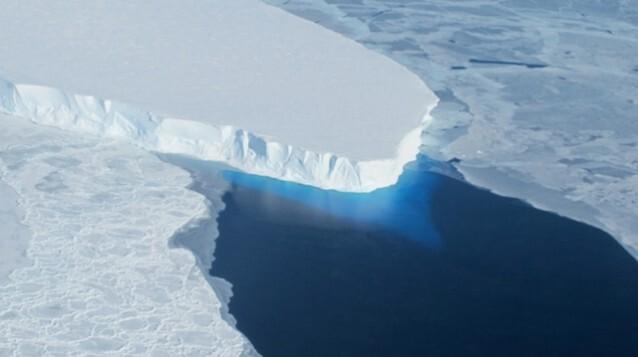 Thwaites Ice Sheet