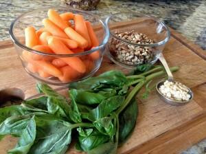 pate zanahorias ingredientes