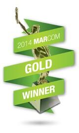 2014 MacCom Gold Winner