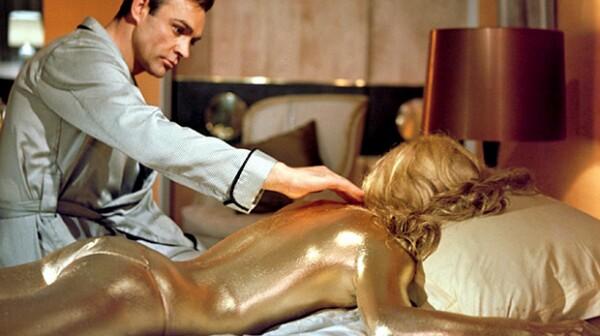 Goldfinger - James Bond