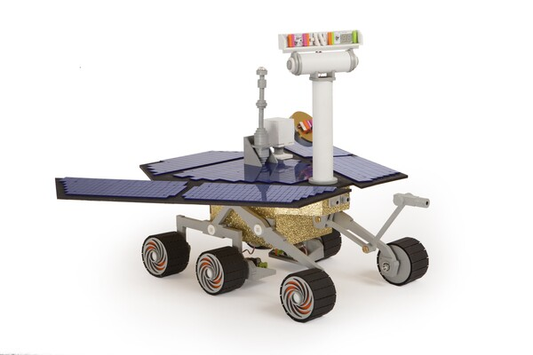 Mars Rover from kit