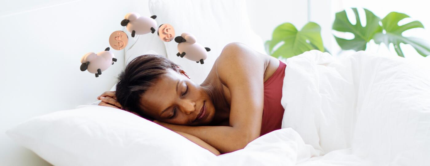 photo_illustration_of_women_sleeping_with_sheep_and_coins_over_her_head_GettyImages-1169337479_illo_by_simoul_alva_1440x440