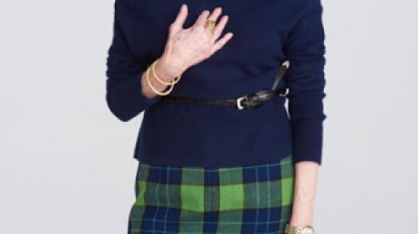 Lois in Libertine pencil skirt