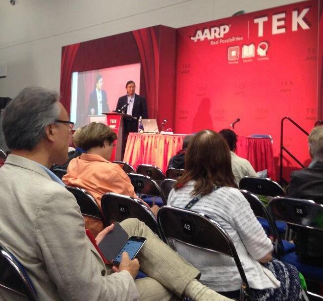 TEK seminar in San Diego