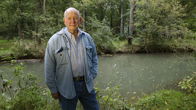 Purpose Prize winner helped disabled veterans through fly fishing