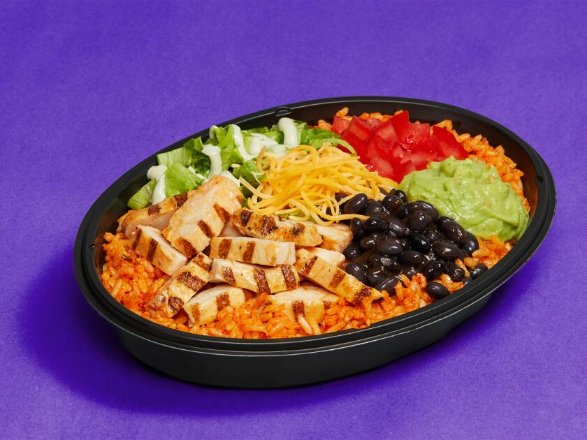 Taco Bell's Power Menu Bowl