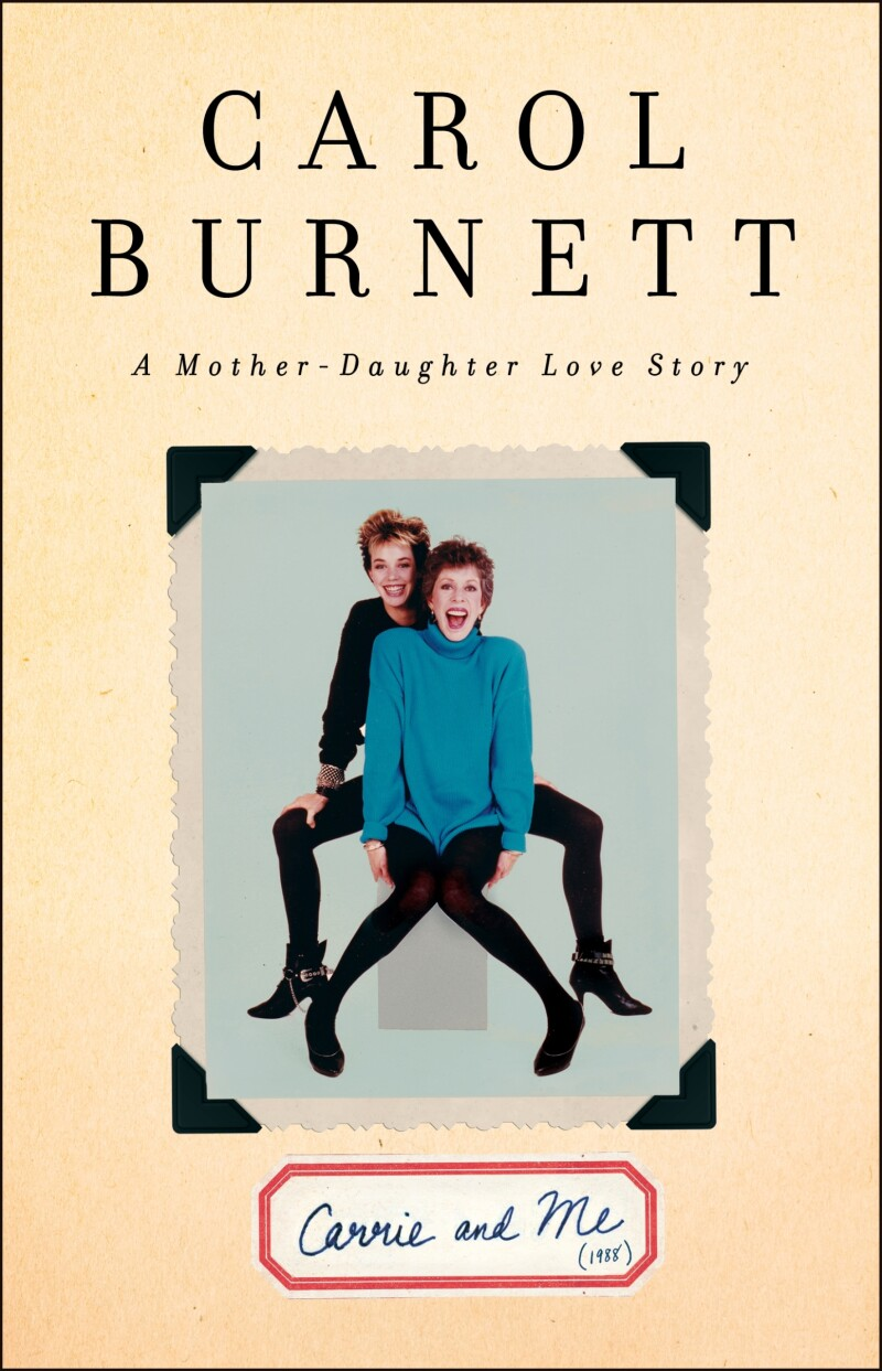 Burnett CARRIE AND ME jacket