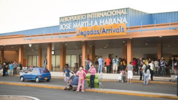 Jose Martí airport La Habana