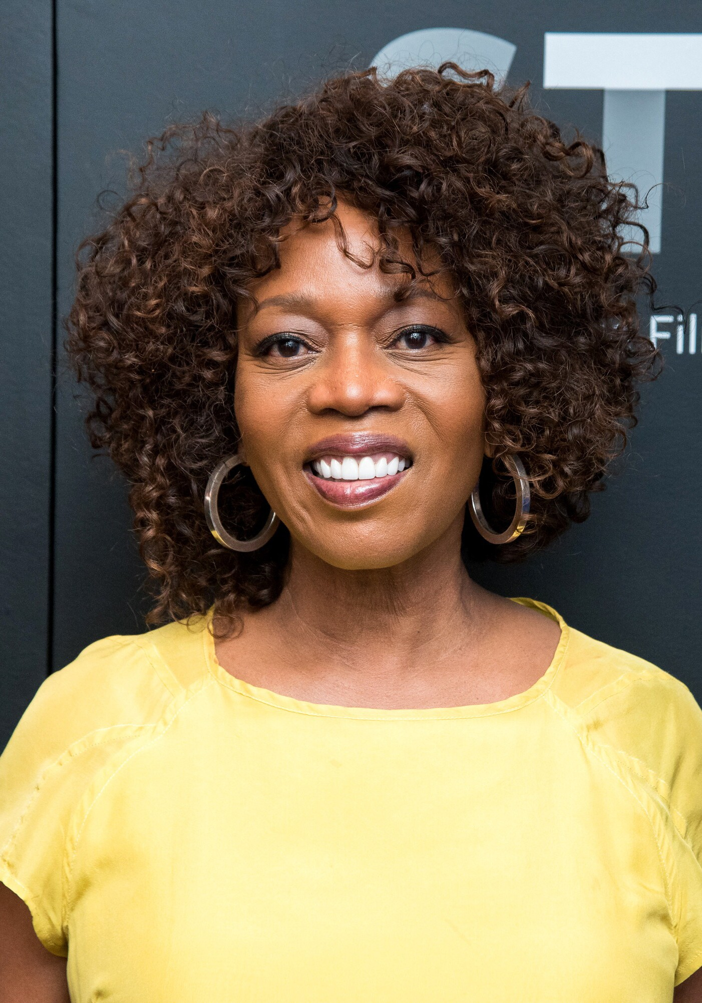 AARP, Sisters, Hoop Earrings, Alfre Woodard