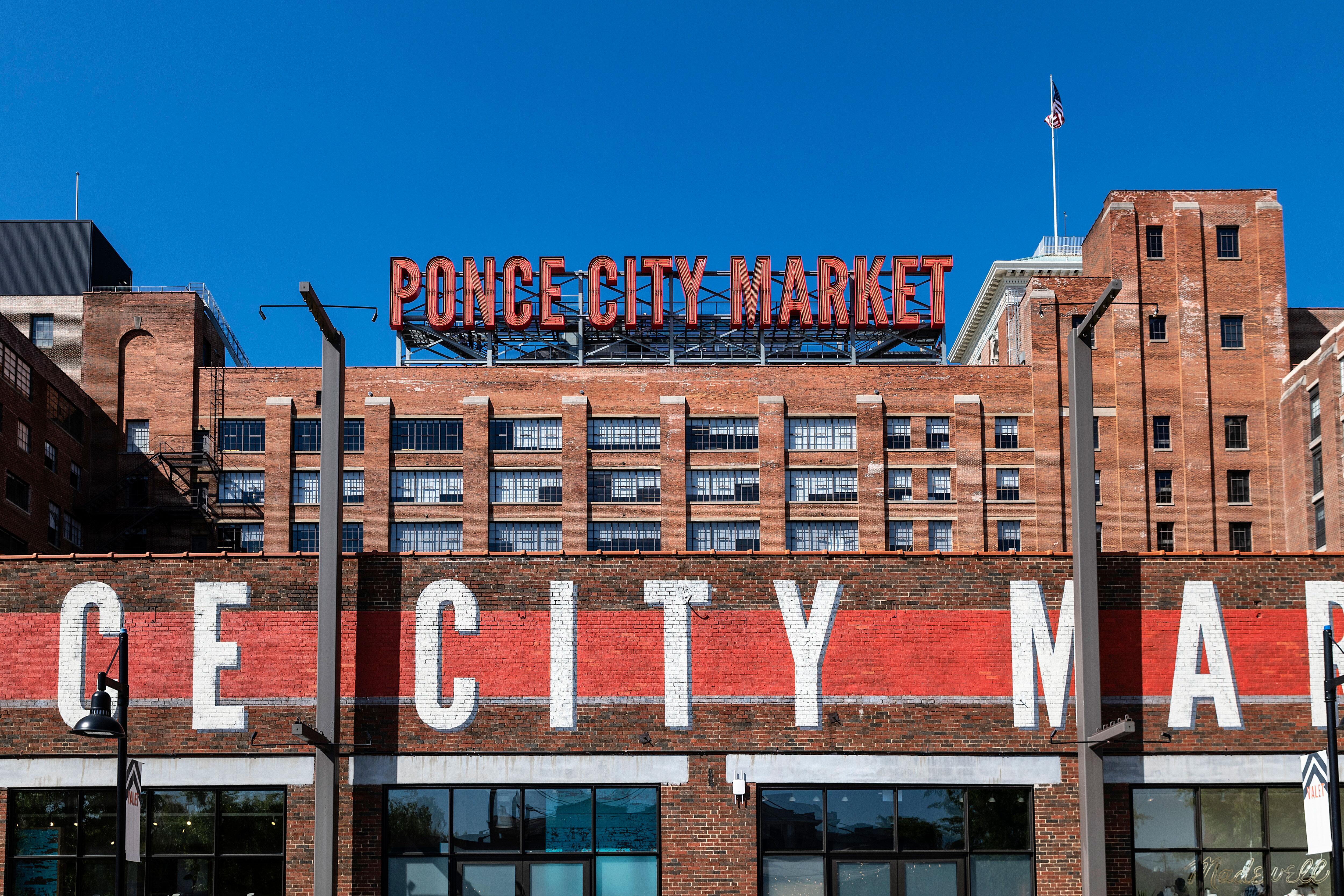 Ponce City Market Sign