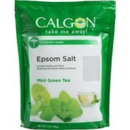 Calgon Mint Green Tea Epsom Salts