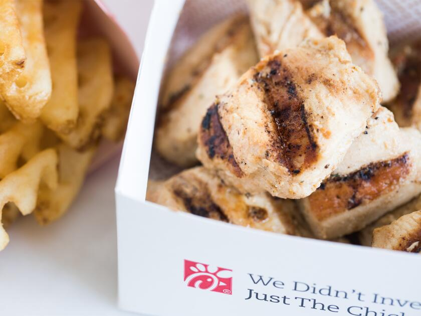 Chick-fil-A Grilled Nuggets