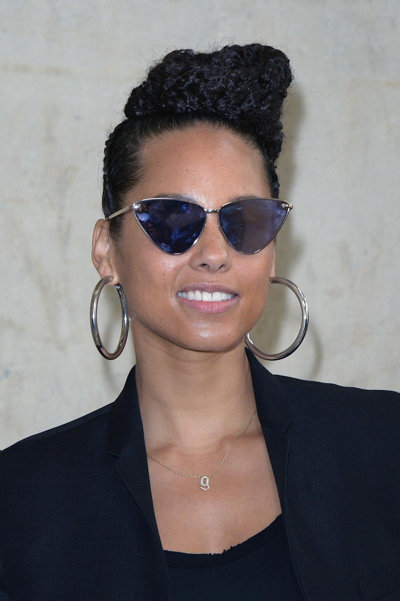 AARP, Sisters, Hoop Earrings, Alicia Keys
