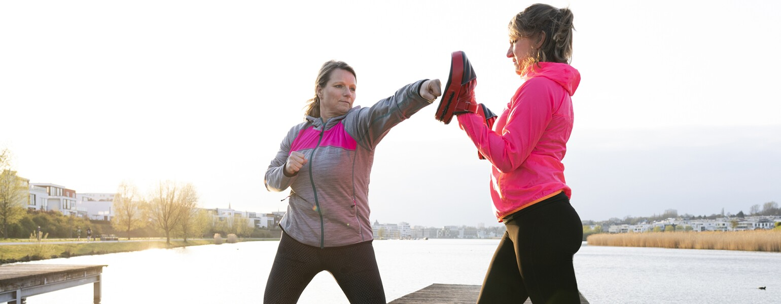 Self defense on the waterfront