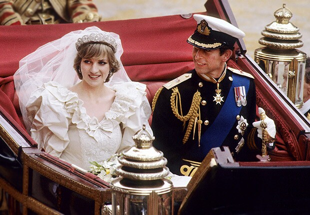 Charles and Diana wedding, 1981