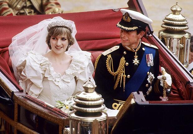 Charles and Diana wedding, 1981