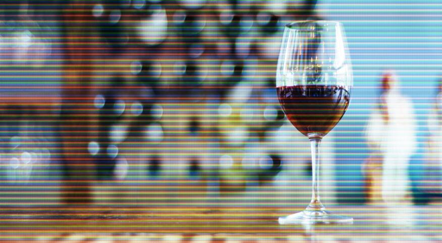 Wine hangovers