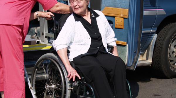 Transportation for Wheelchair User