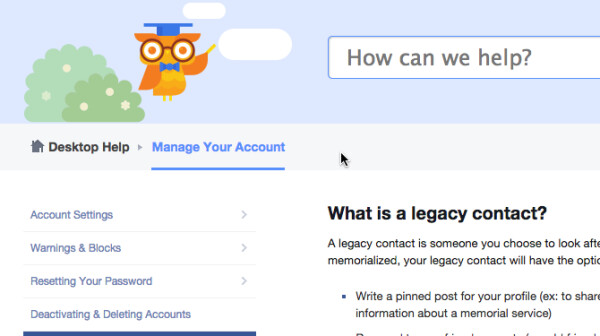 legacy-help-page