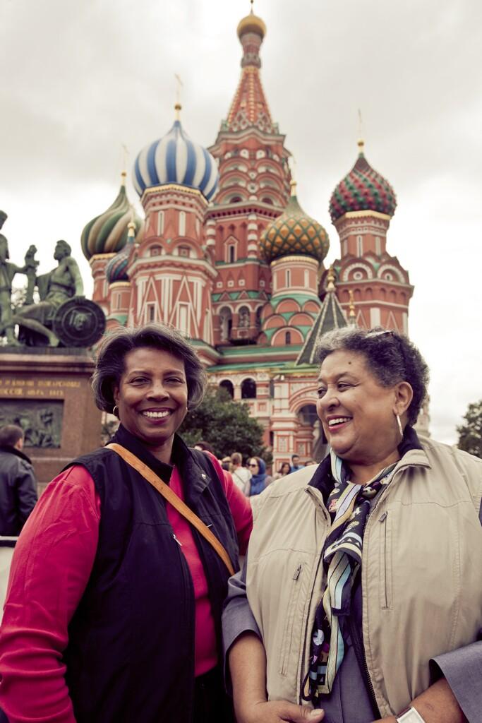 Grannies-TranSiberia-Moscow St. Basil