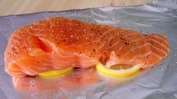 salmon foto