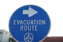 ABRAHMS hurricane evac route