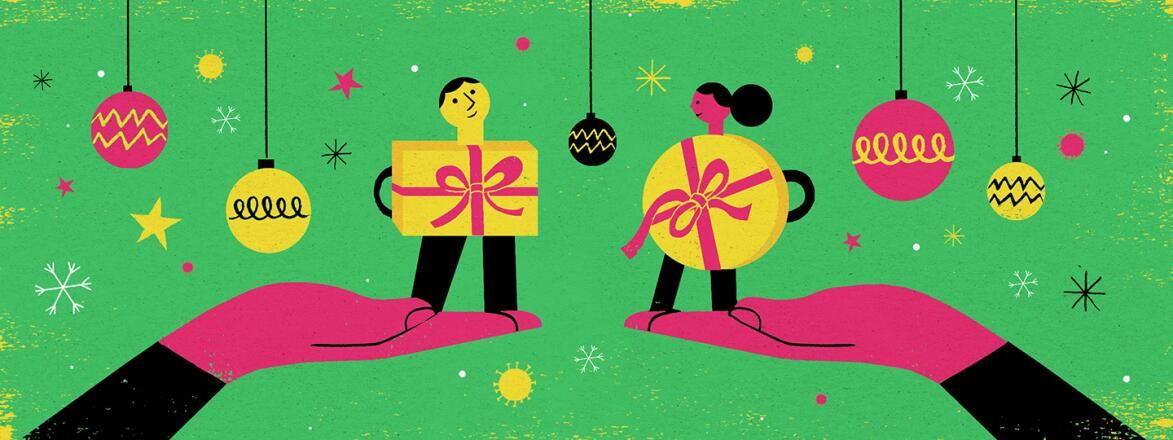 illustration_of_two_hands_holding_people_dressed_as_christmas_ornaments_by_hanna_barczyk_1440x540
