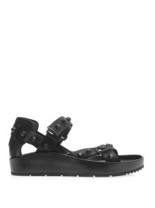 Balenciaga rubber sandals
