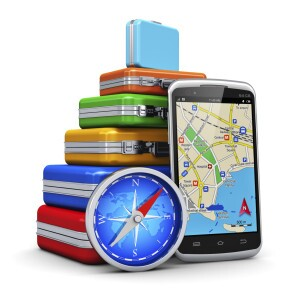 Travel, tourism and GPS navigation