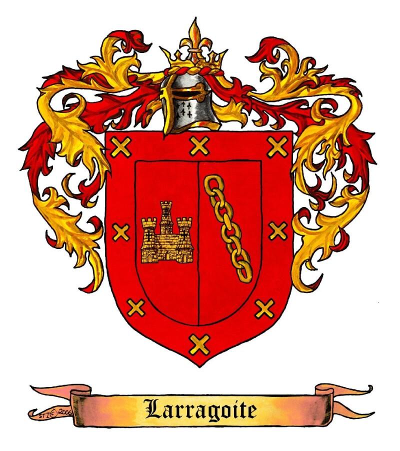 LarragoiteCoatofArms