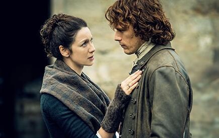 The Girlfriend, Outlander, Game of Thrones, Summer TV, Binge Watch, Romance, STARZ