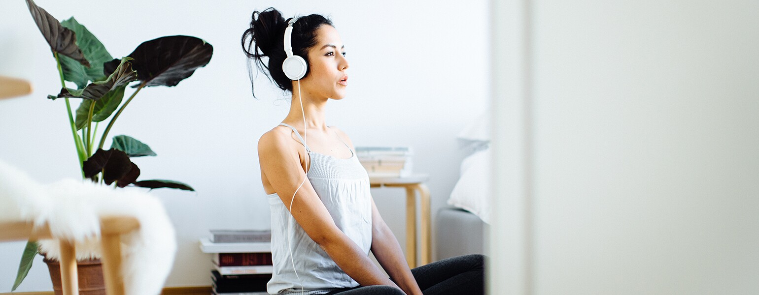 AARP, The Girlfriend, Meditate, stress, stress relief, apps for stress