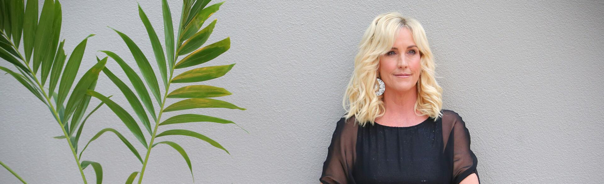Portrait of Erin Brockovich from 2015