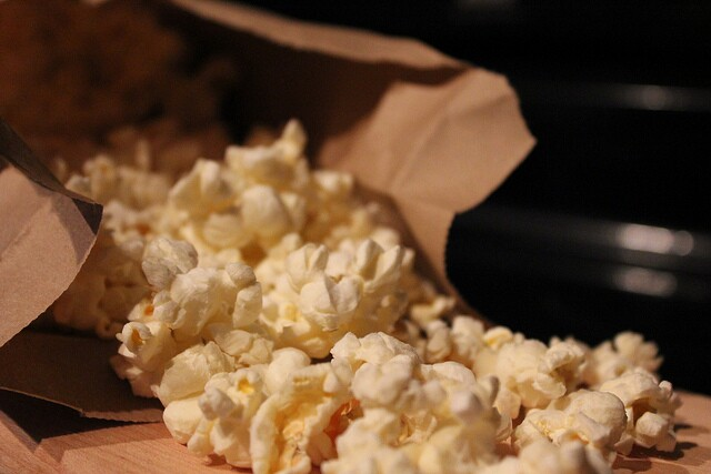 Microwave Popcorn's Health Problem: It's In The Bag