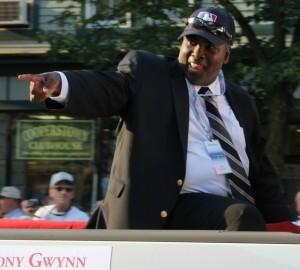 Tony Gwynn in 2011